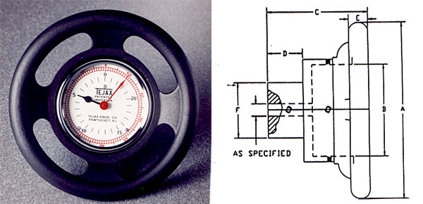 Analog Position Indicators D-7A
